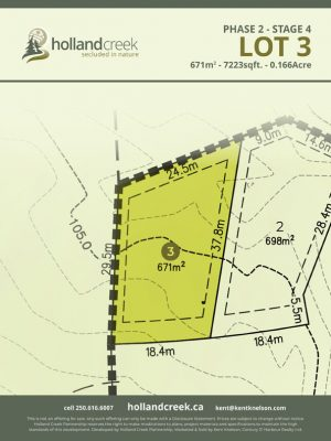 Holland Creek Development STAGE 4 Lot3